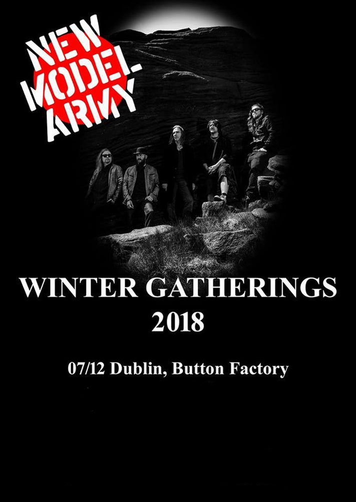 Image of NEW MODEL ARMY
