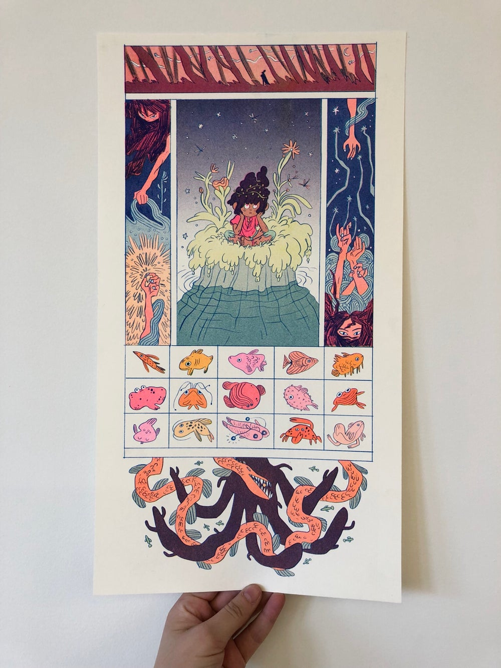 Image of Daydreamer Poster Print
