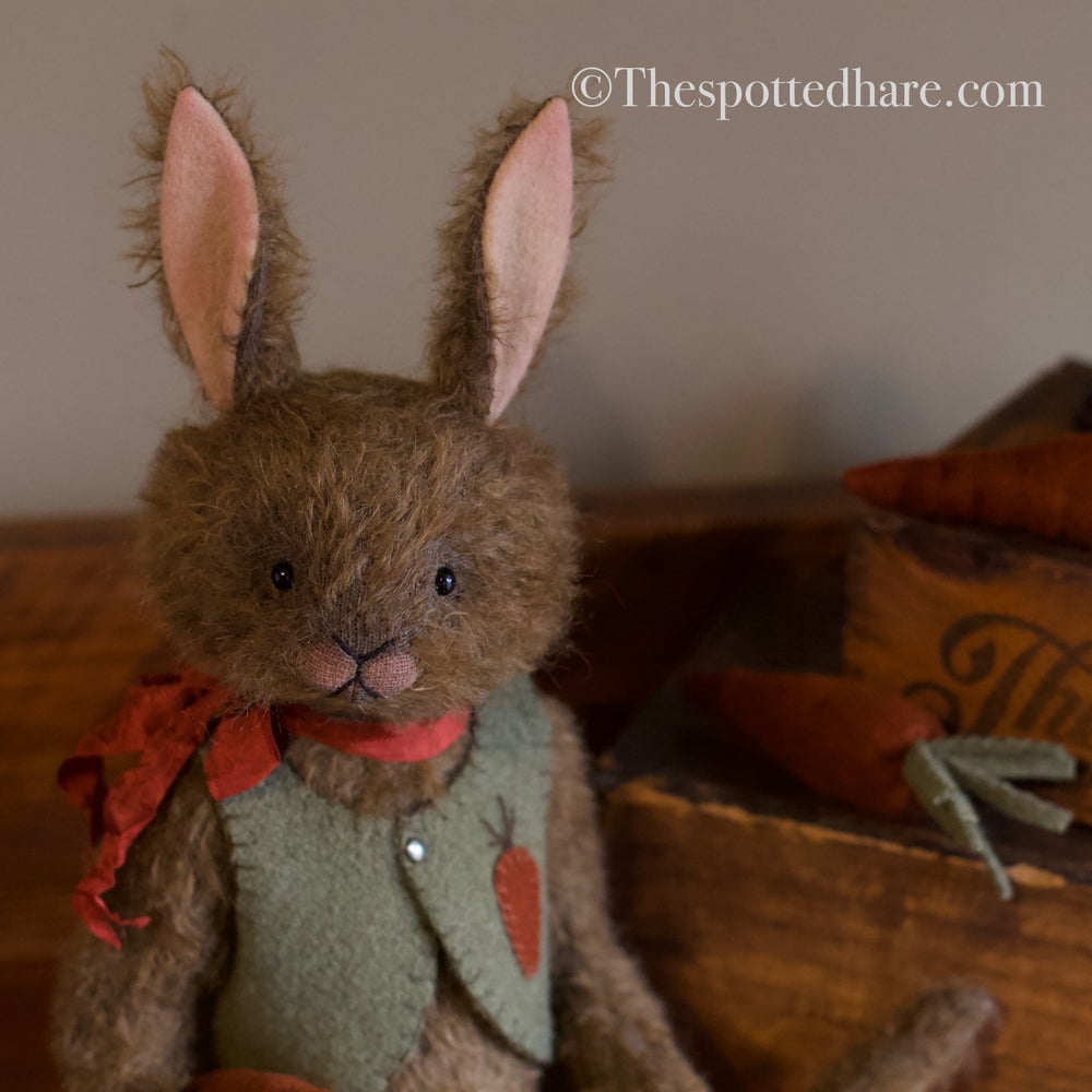Image of A Jaunty Rabbit Kit ~ CHOCOLATE