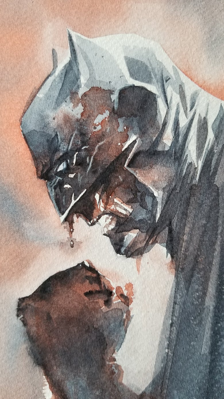 Image of Batman Pains Gray