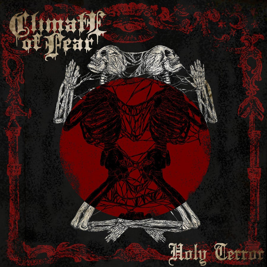Image of Climate Of Fear - Holy Terror CDEP