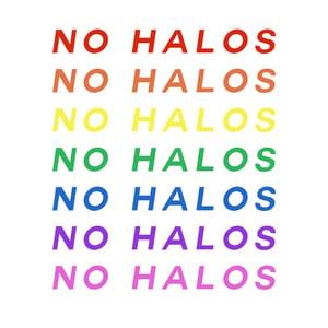 Image of no halos
