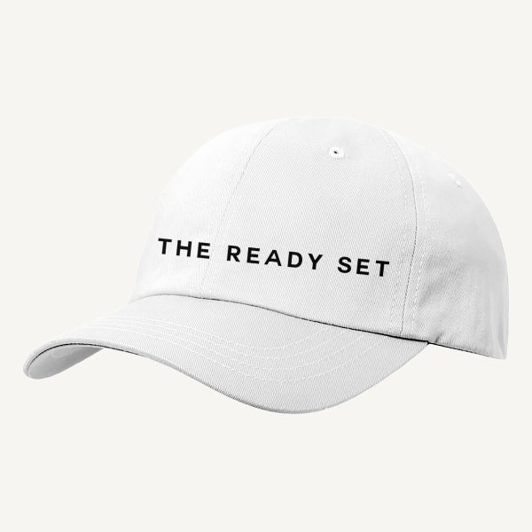 Image of white hat | LOW STOCK