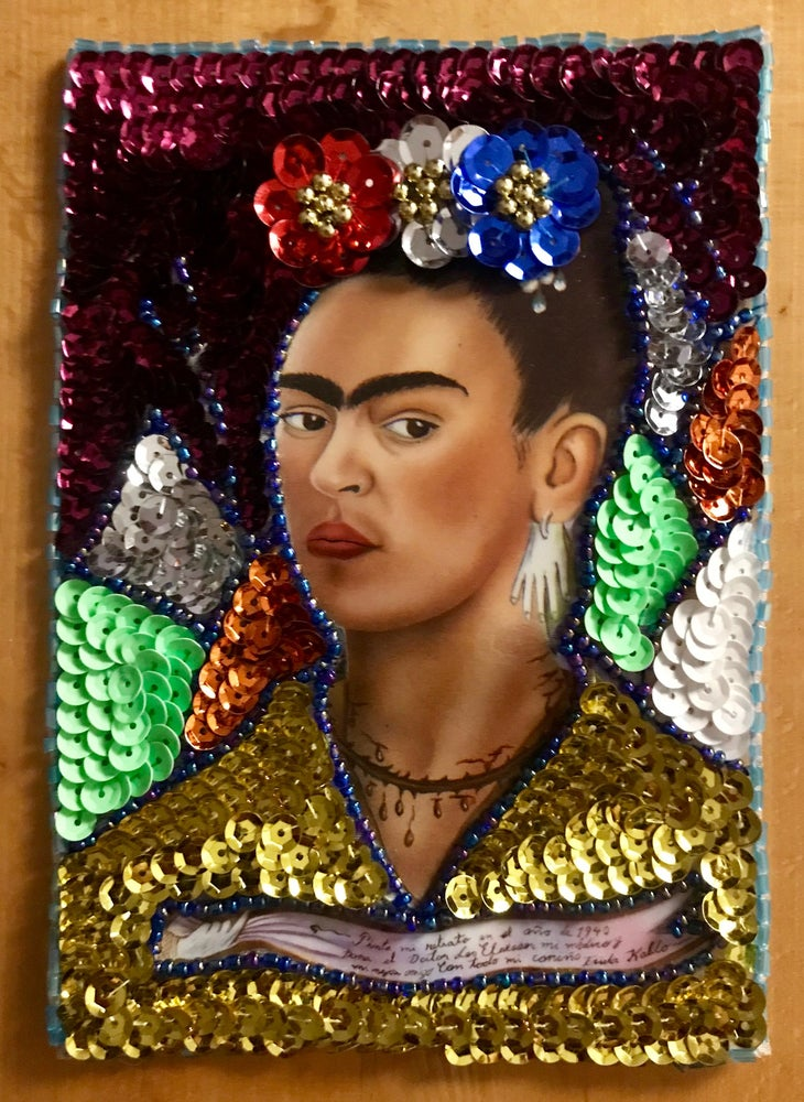 Image of Patch Frida