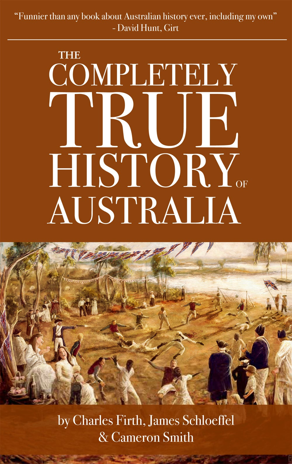 Image of The Completely True History of Australia