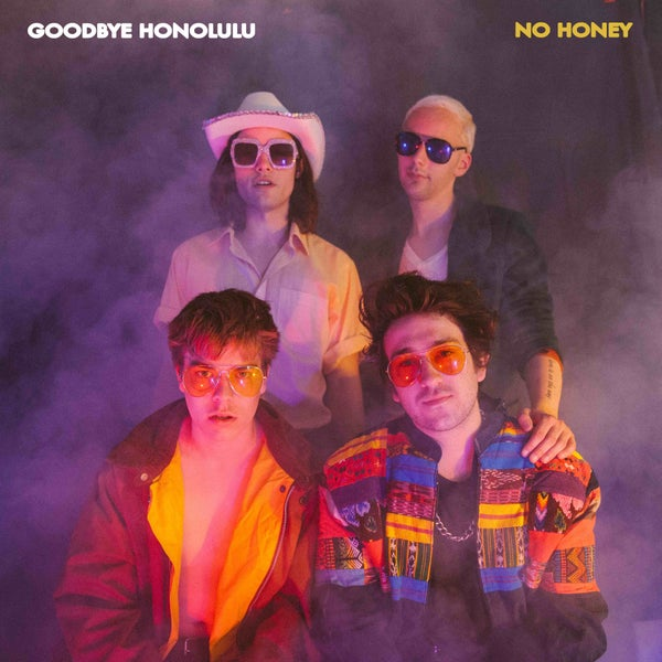 Image of Goodbye Honolulu - No Honey (CD)