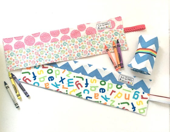 Image of Crayon Roll