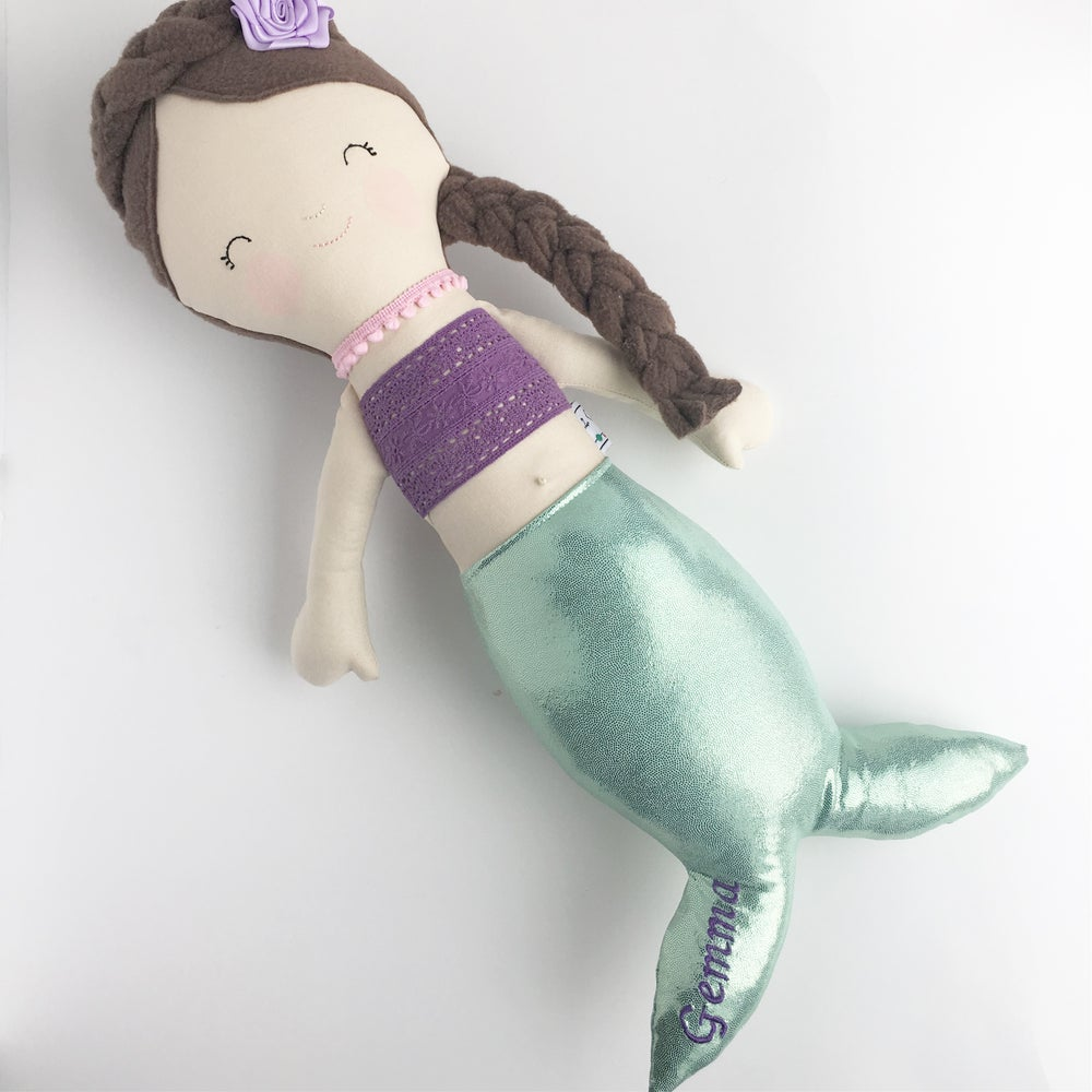Image of e.z. mermaid