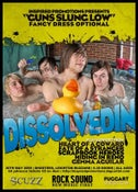 Image of DissolvedIn w/ Heart of A Coward, Fate of A Stranger & more. May 30th