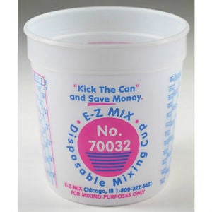 Image of E-Z MIXING CUPS