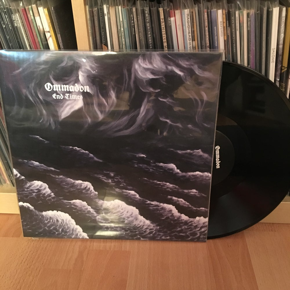 Image of Ommadon - End Times LP (DC31)