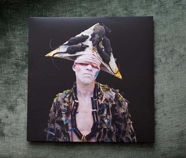 Image of CUT & RUN LP