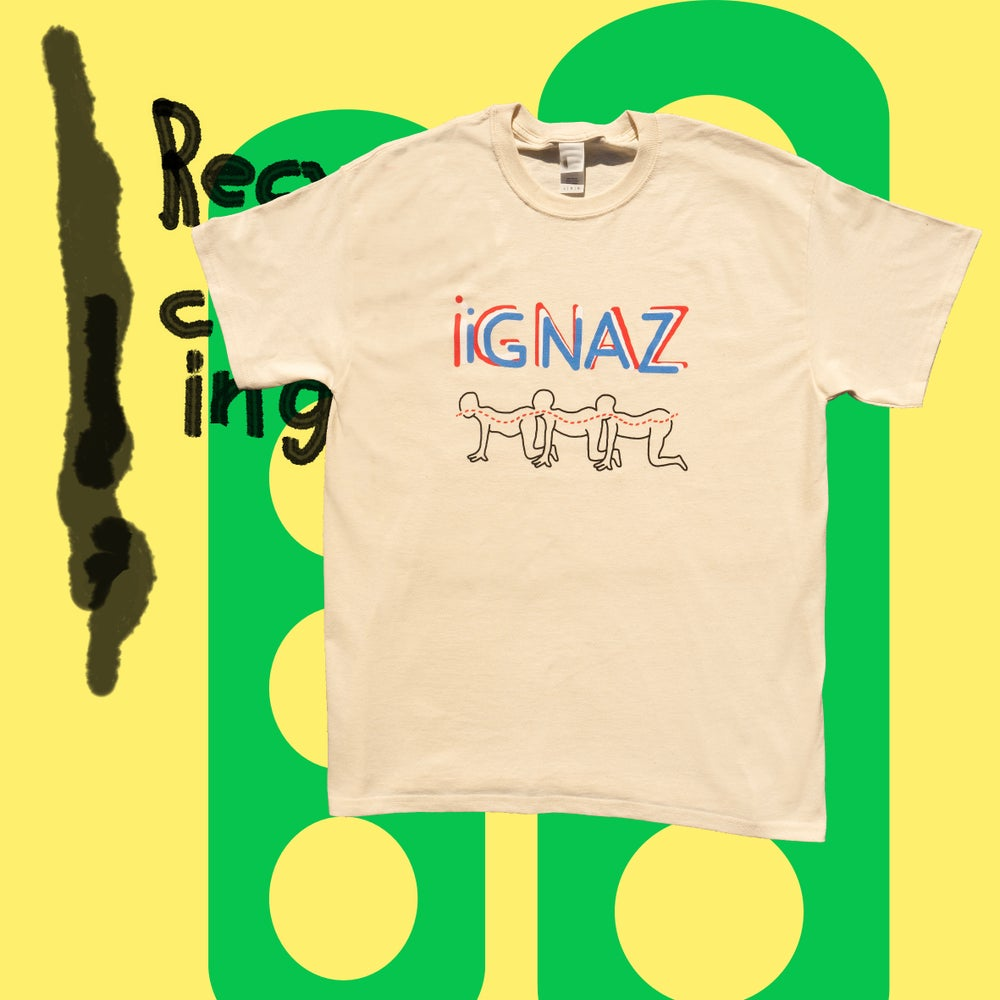 Image of Human Centipede T-shirt