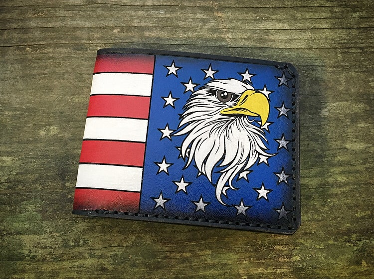 Image of Eagle Pride ID-Bifold