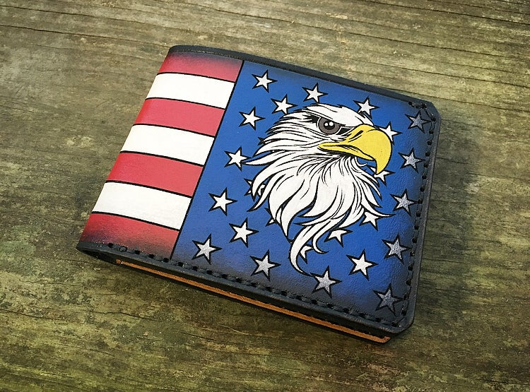 Image of Eagle Pride ID-Bifold