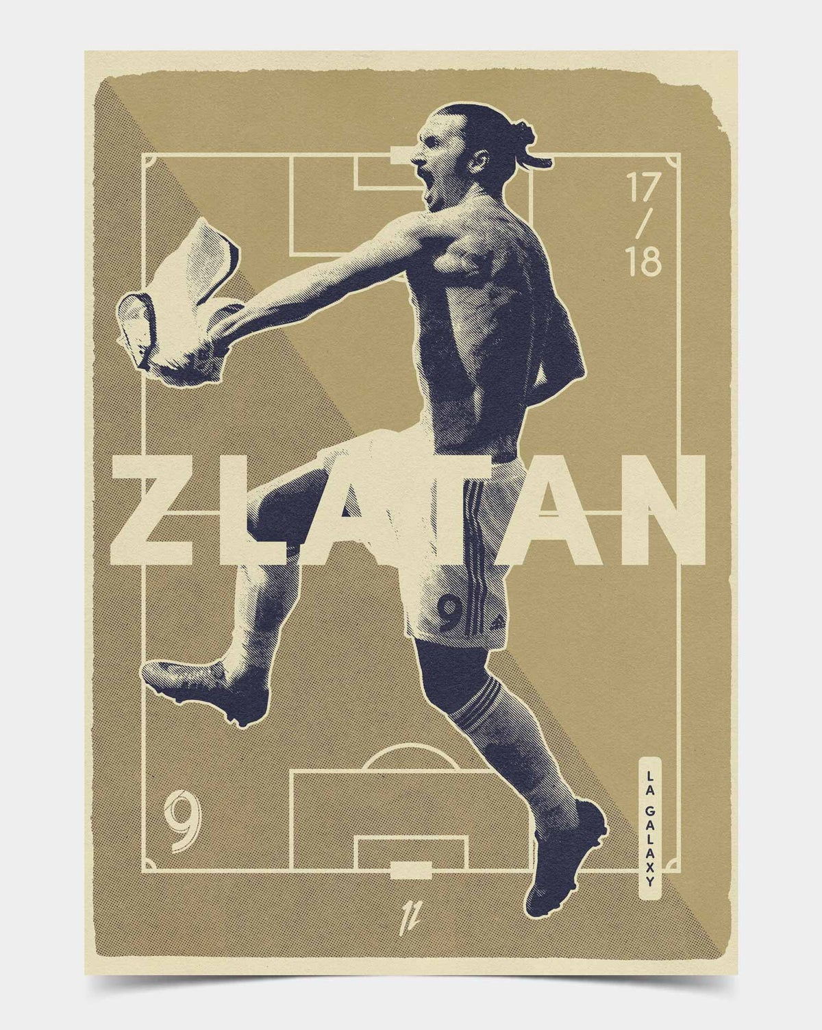 Image of Zlatan Retro
