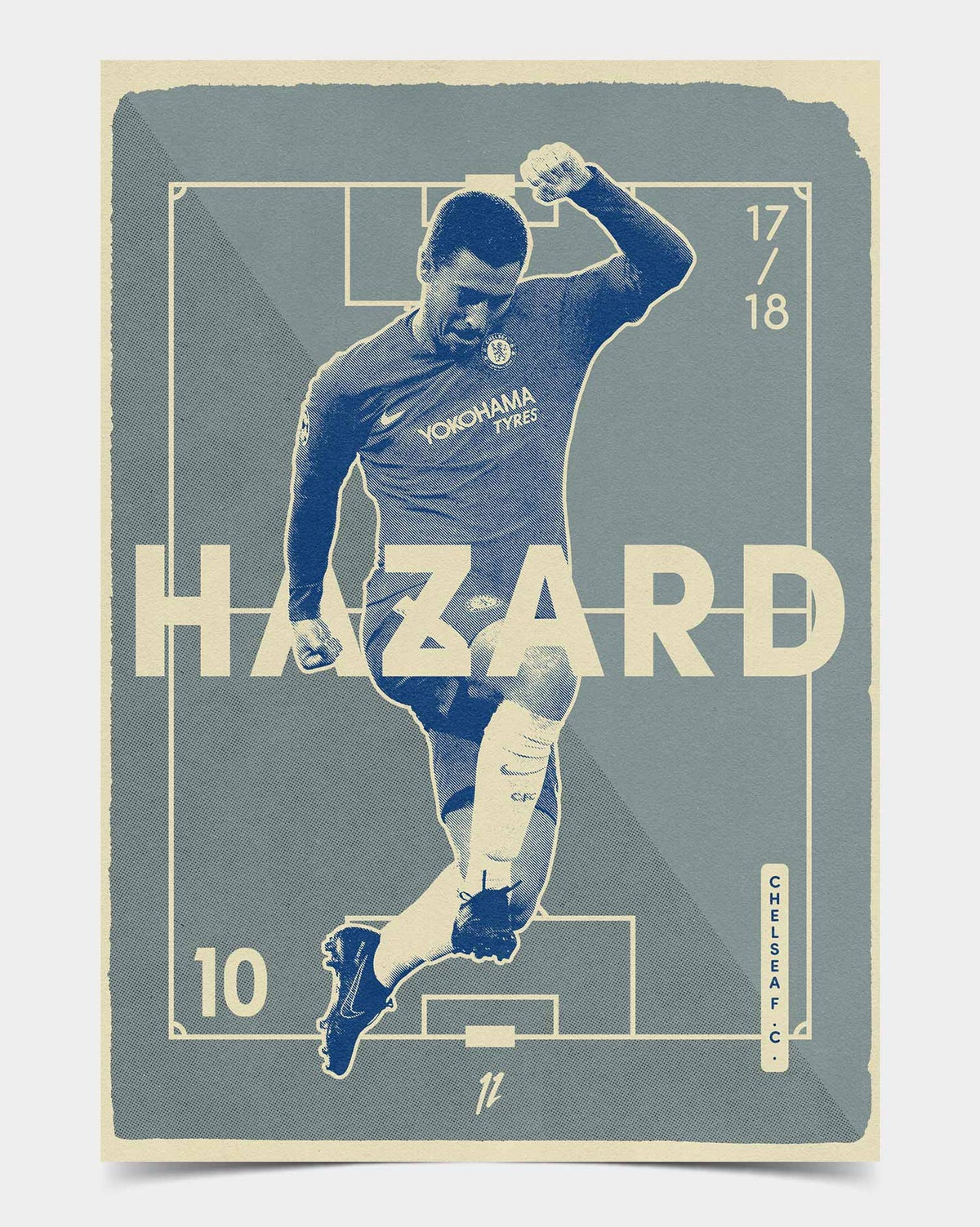 Image of Hazard Retro