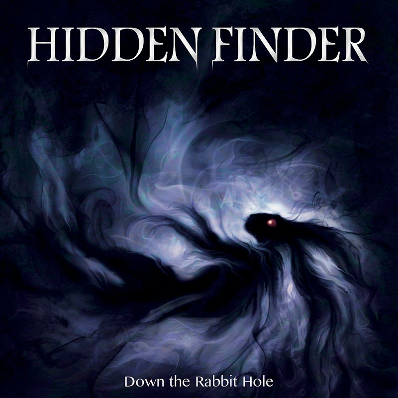Image of Hidden Finder - Down The Rabbit Hole CD