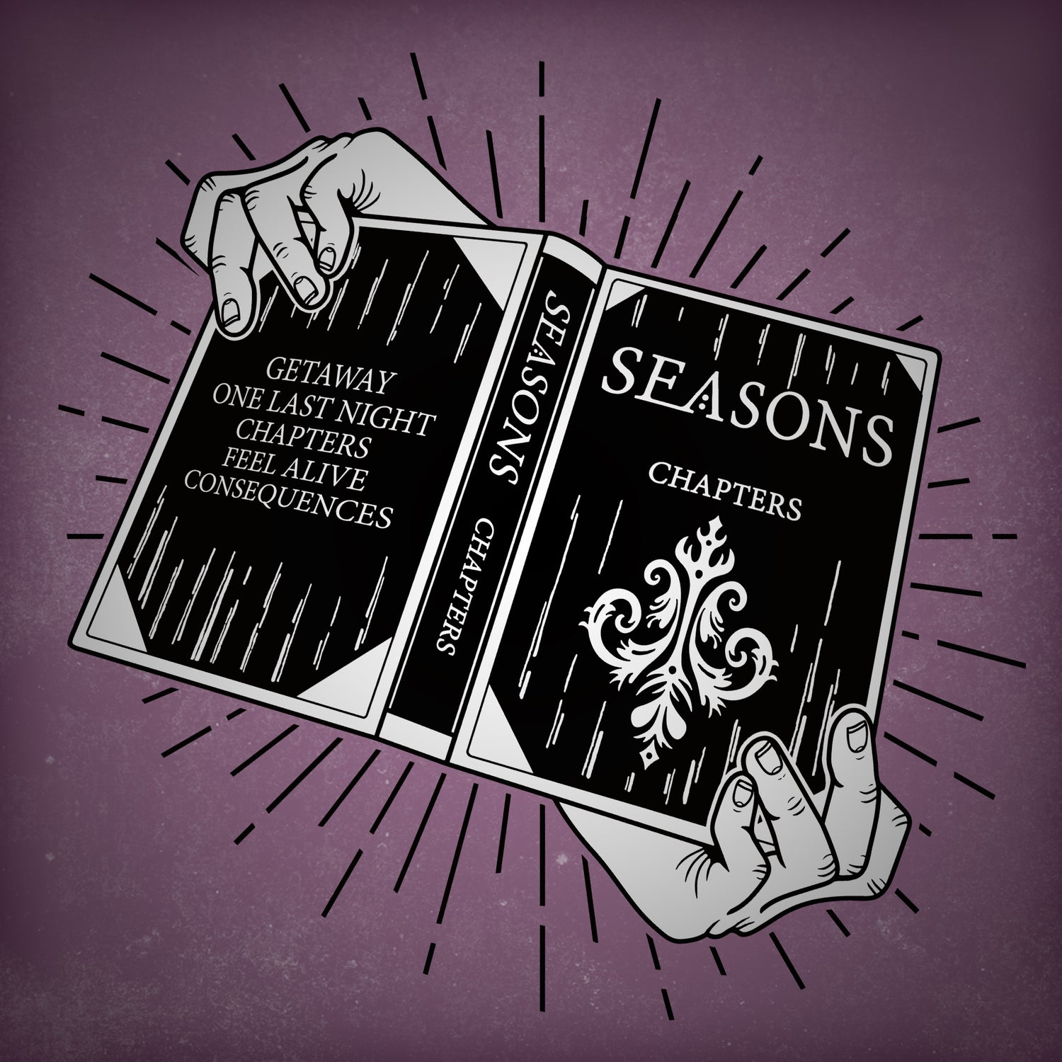 Image of SEASONS - Chapters EP