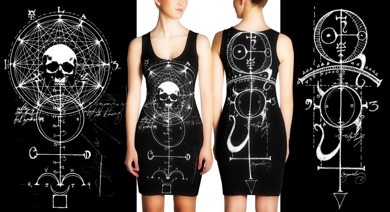 Image of ReBirth (Dress)