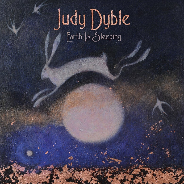 Image of Judy Dyble - Earth Is Sleeping (LP)