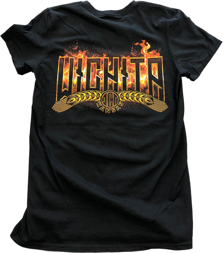 Image of Wichita Fire T-Shirt
