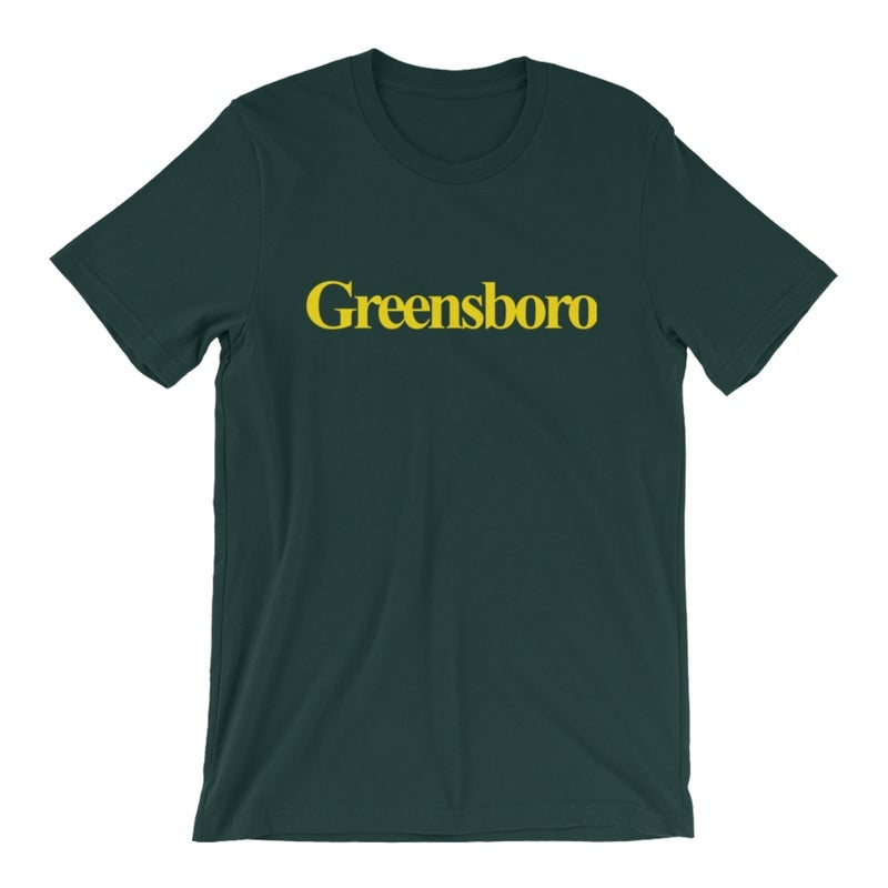 Image of Greensboro Tee - Green