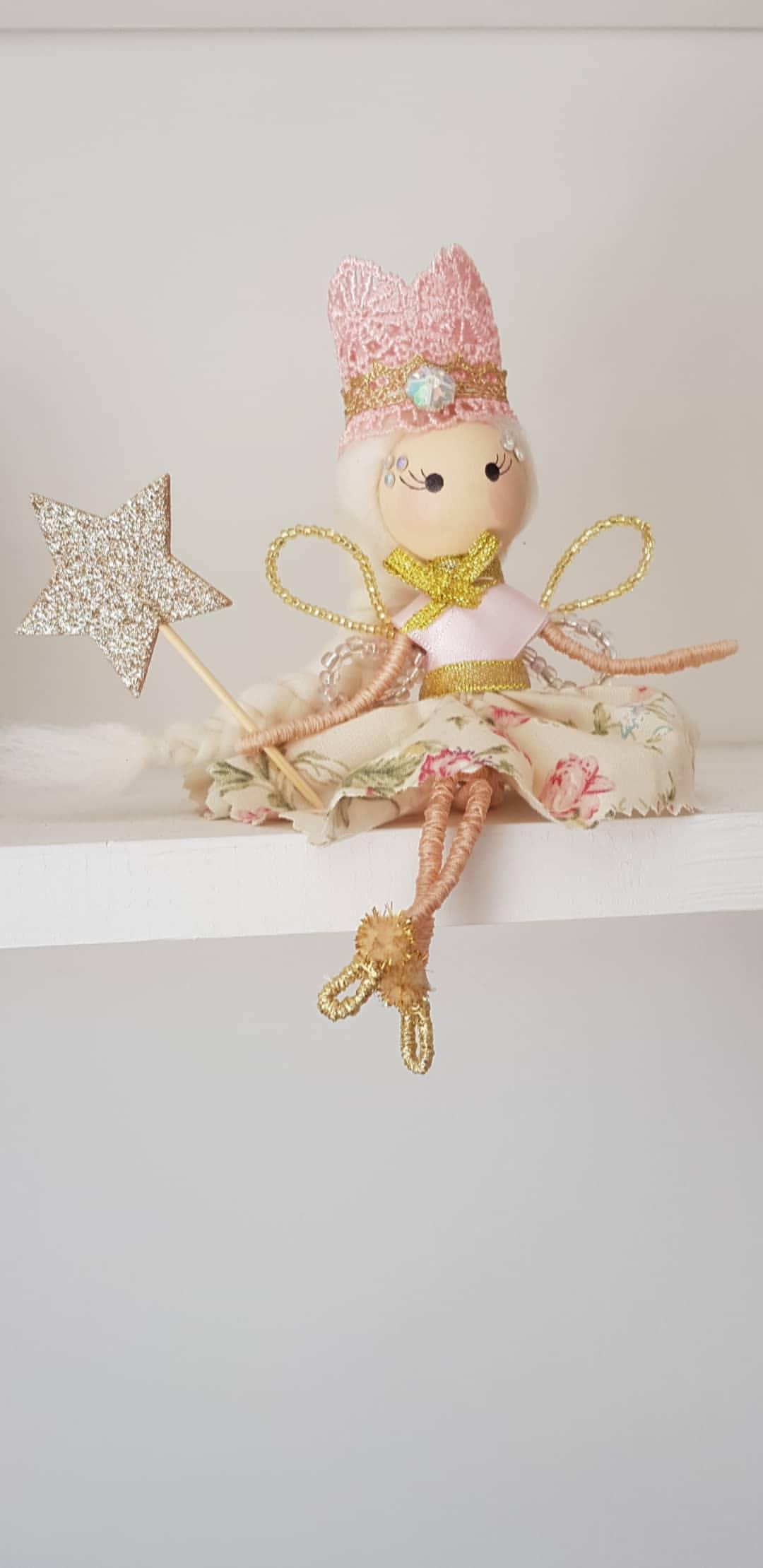Image of NEW - Fairy Princess Adelaide