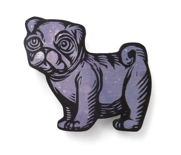 Image of Pug Magnet