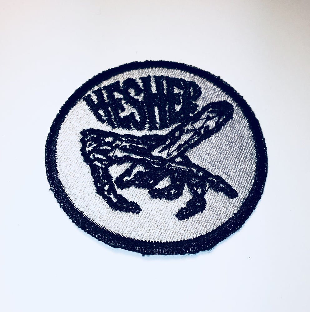 Image of HESHER FOR LIFE PATCH