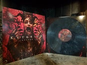 "Image of Kyterion ""Inferno II"" - 'Human Dust LP "" LTD Edition"