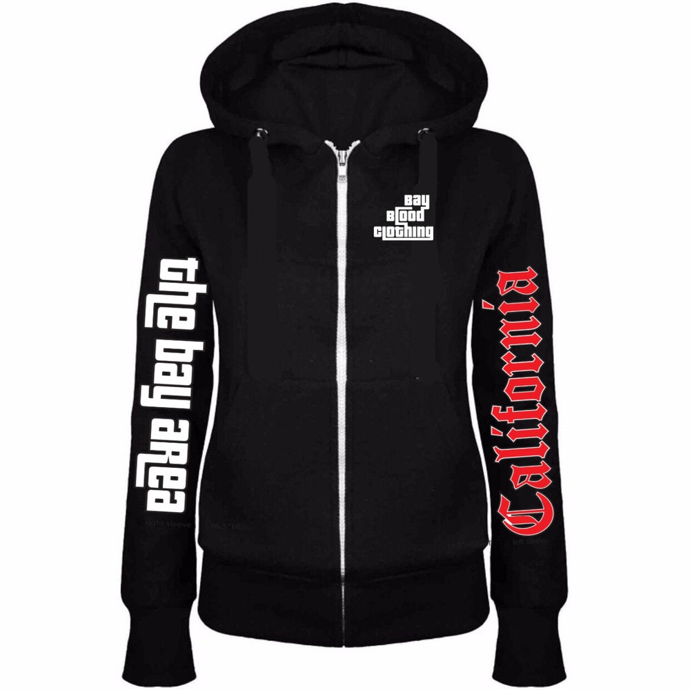Image of Women's The Bay Area GTA Zip Up