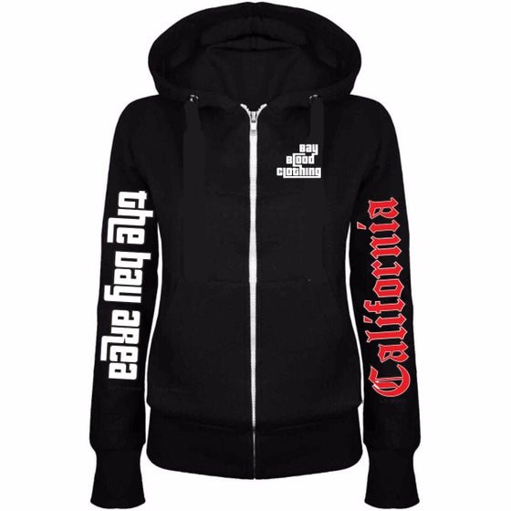Image of Preorder Women's The Bay Area GTA Zip Up