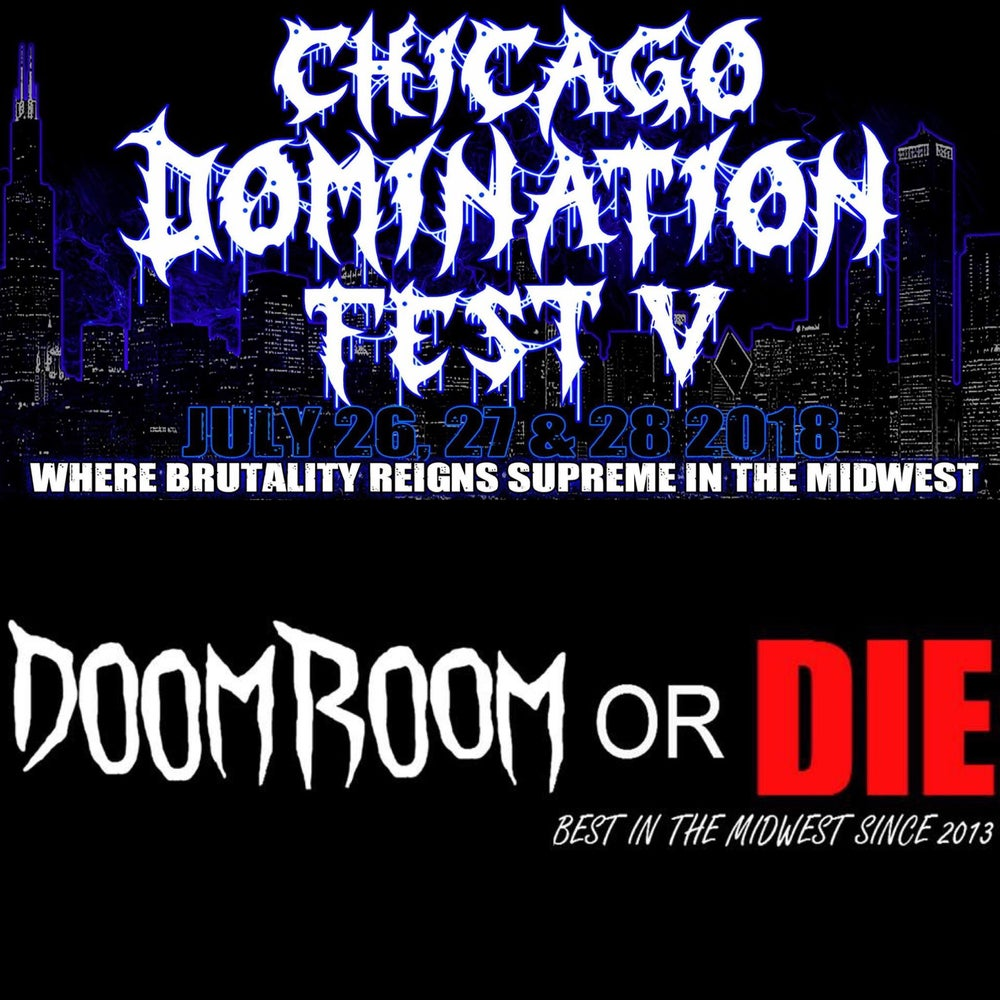 Image of Chicago Domination Fest 5 DVD *PREORDER*