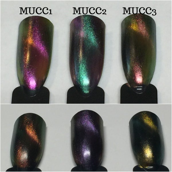Image of Magnetic Ultra Chameleon Chrome Pigment (3 colors choices) - 2 gr.