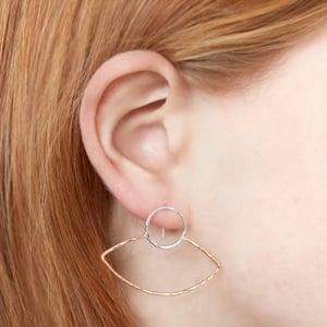 Image of Deco earrings