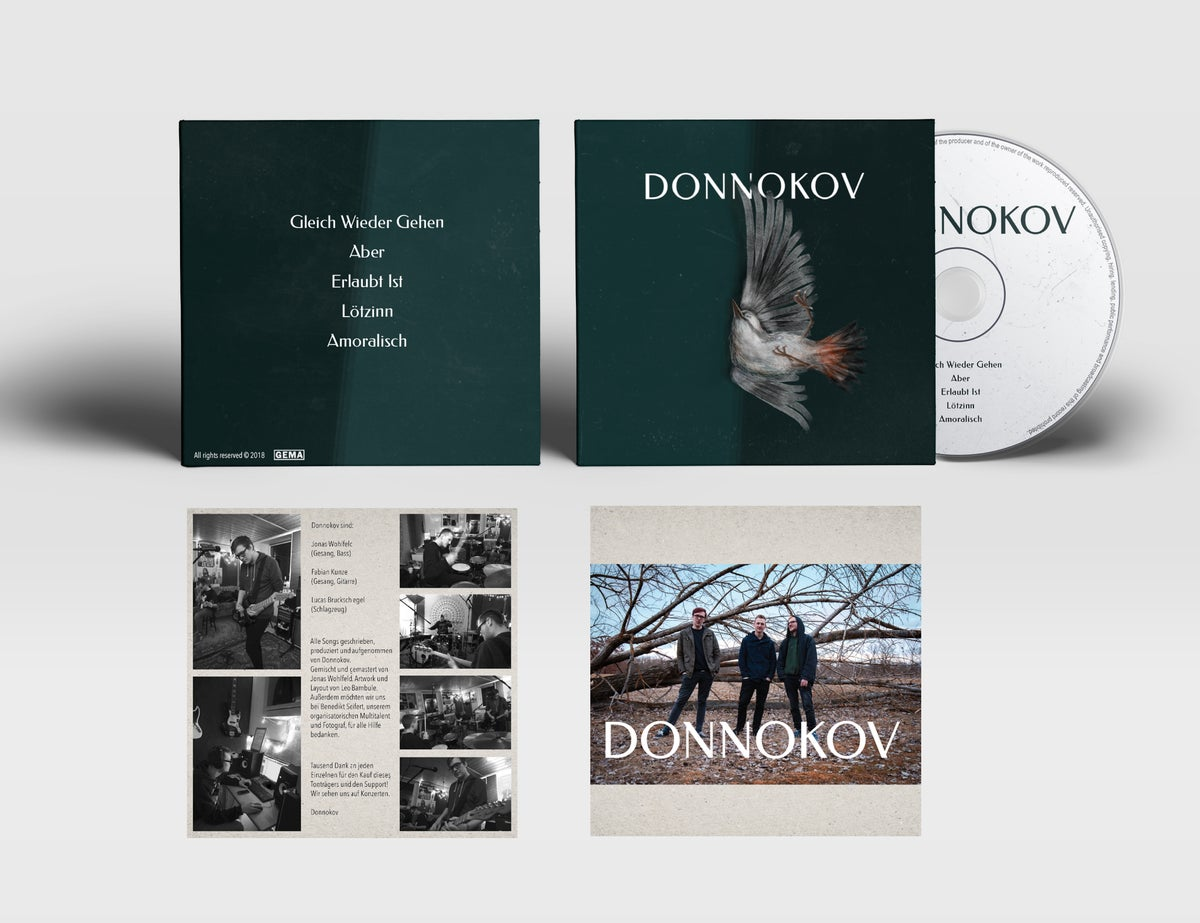 Image of Donnokov EP