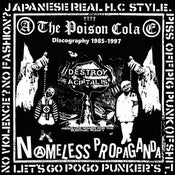 "Image of the POISON COLA - ""Discography 1985​-​1997"" 2xCD"