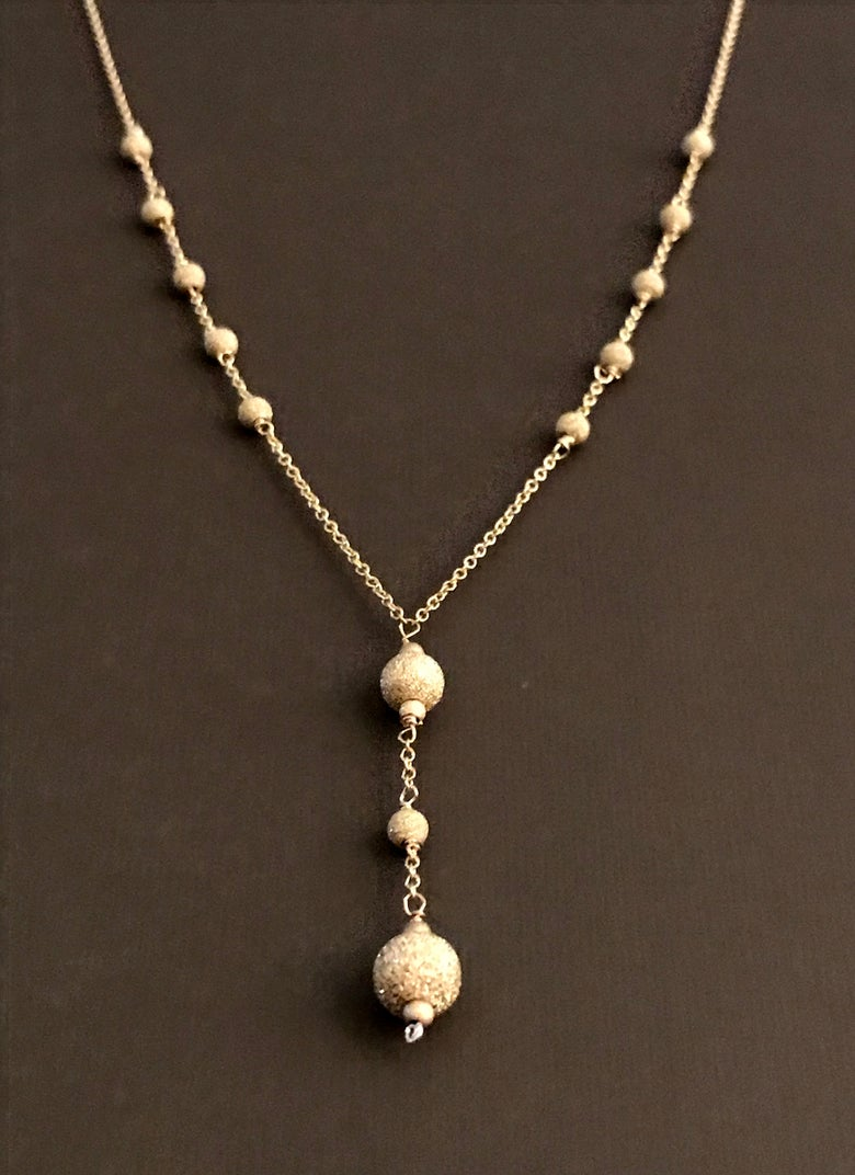 Image of Gold Dust Necklace