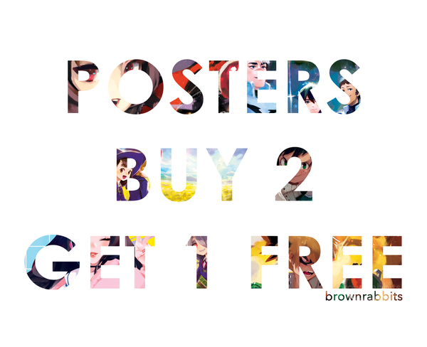 Image of POSTER COMBO DEALS