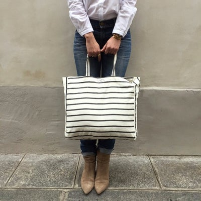 Cabas Karl  45€  -50% - Maison Brunet Paris