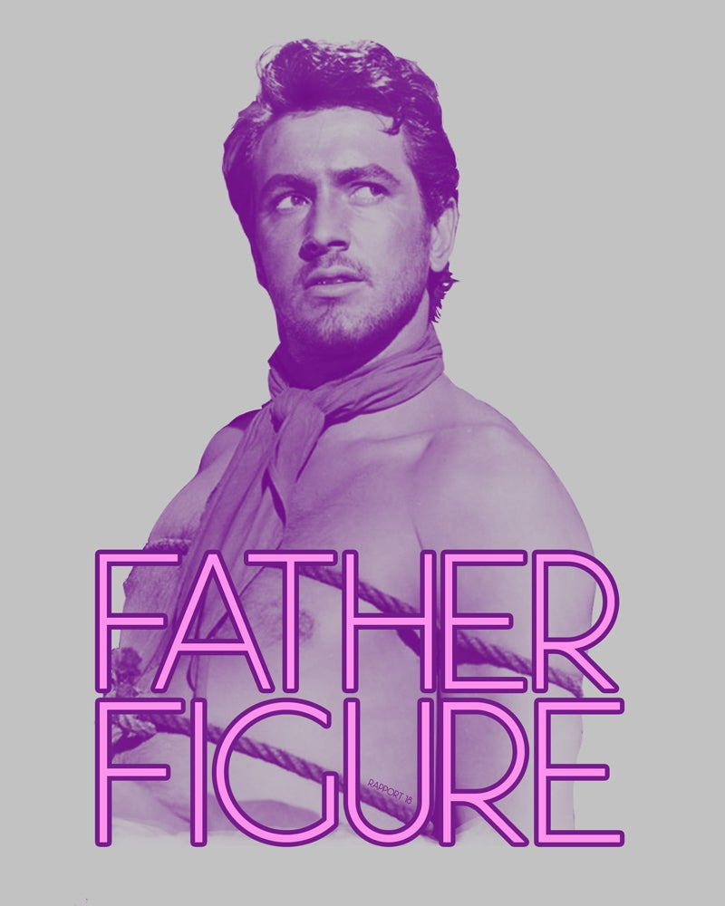"""Image of """"FATHER FIGURE"""" TEE. PRE ORDER"""