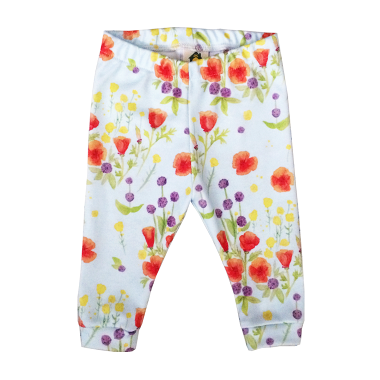 Image of Wildflower Organic Leggings