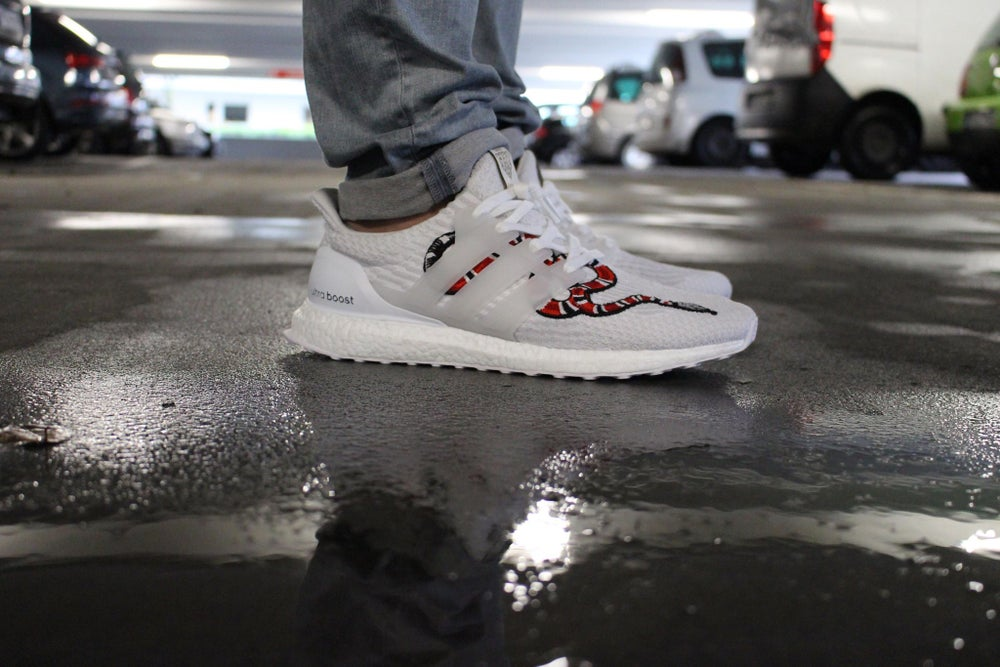 Image of Ultra Boost 3.0 or 4.0 x GG Snake