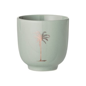 Image of TASSE EXPRESSO PALM GREEN, BLOOMINGVILLE