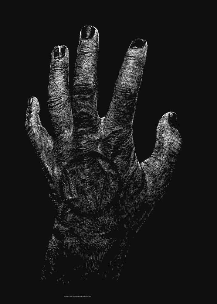 Image of »Hand« Artprint