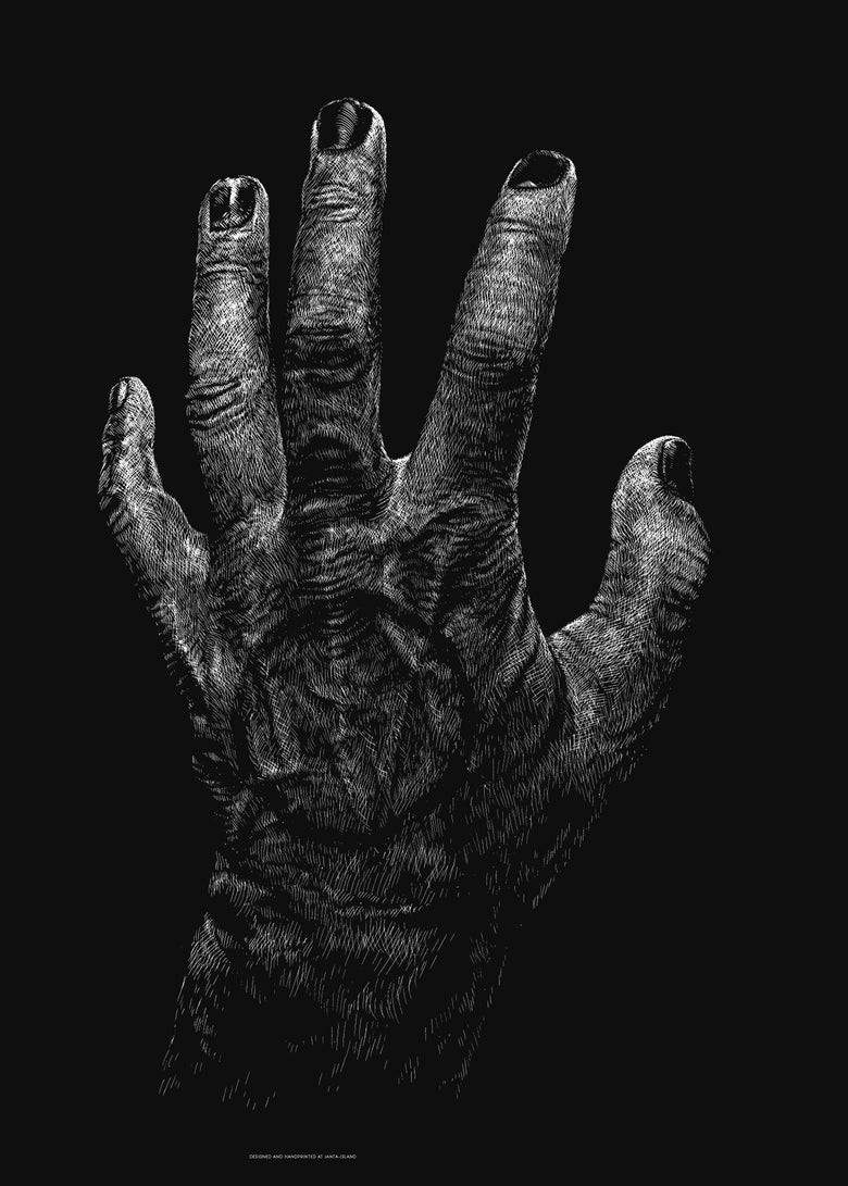 Image of »Hand« Artprint