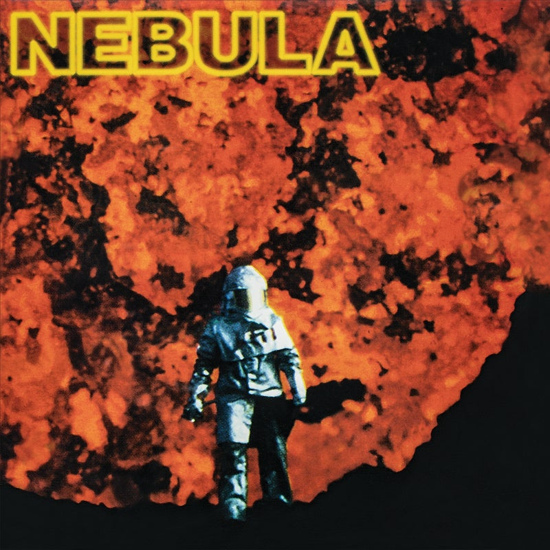 Image of NEBULA - LET IT BURN Black Vinyl (Gatefold)