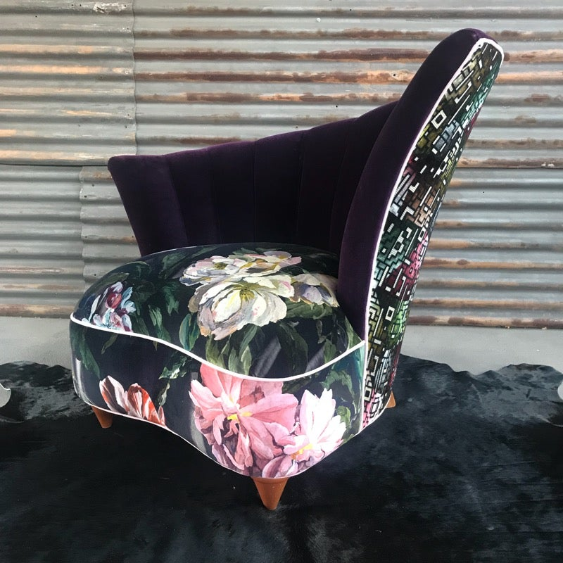 Image of Indiana Scallop Chair