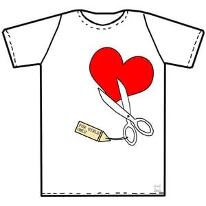 Image of Scissor - Paper - Heart